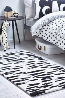 Myleene Klass Zebra Tufted Rug