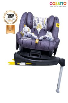 Cosatto All In All Rotate Group 0+123 Carseat Fika Forest