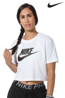 Nike Essential Futura Cropped T-Shirt