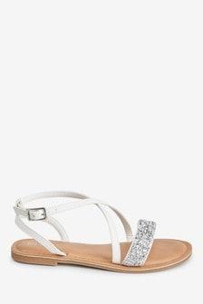 Girls Sandals | Girls Flip Flops | Next