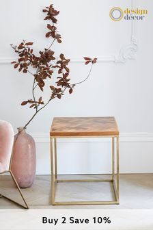 Nikita Side Table By Design Décor