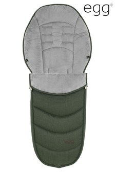Country Green Egg Footmuff By Babystyle
