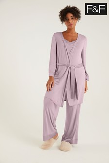 F&F Blush Pyjama Set