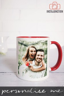 Personalised Photo Upload Mug by Instajunction