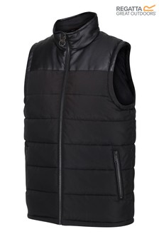 Regatta Black Hamill Insulated Bodywarmer