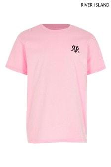 River Island Pink T-Shirt