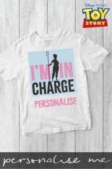 Disney™ Toy Story Personalised Bo Peep T-Shirt