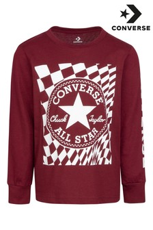 Converse Chuck Patch Older Boys T-Shirt