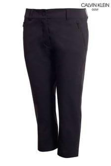 Calvin Klein Golf Black Arkose Capri Trousers