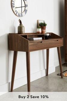 Walnut Oslo Desk
