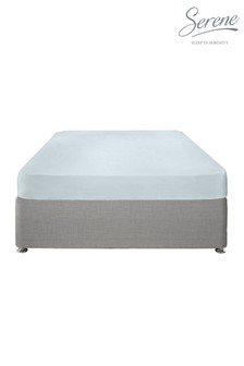 Serene Plain Deep Fitted Sheet