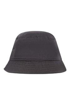 Kids Charcoal Cotton Hat
