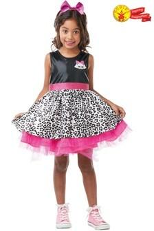Rubies Deluxe L.O.L. Surprise! Diva Fancy Dress Costume