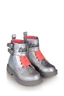 Girls Multicoloured Ankle Boots