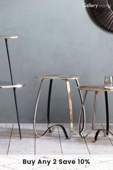 Omar Side Table By Hudson Living