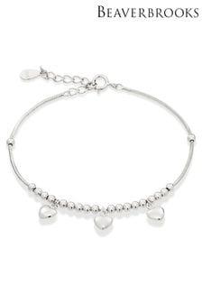 Beaverbrooks Heart Bracelet