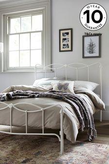 White Bluebell Bed