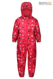 Regatta Peppa Pig™ Waterproof Pobble Puddlesuit