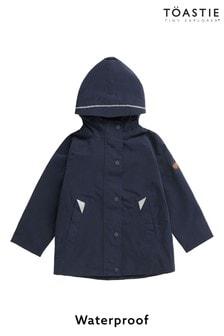 Töastie® Kids Ink Navy Waterproof Raincoat