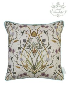The Chateau by Angel Strawbridge Potagerie Linen Cushion
