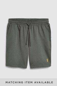 Khaki Lightweight Shorts