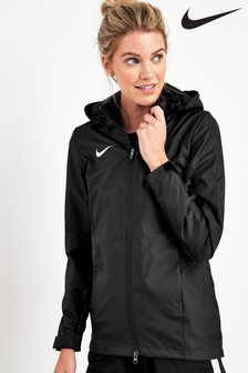 Nike Academy Black Rain Jacket