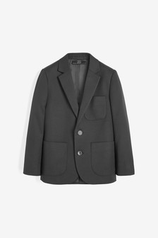 Black School Blazer (6-16yrs)
