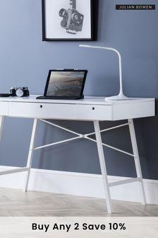 Julian Bowen Trianon Desk White