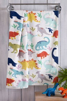 Dinosaur Towels