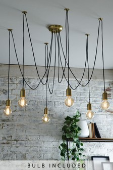 Loft 6 Light Pendant