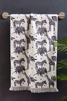 Safari Design Towel