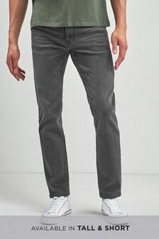 5835e7cb931 Buy Men's jeans Slim Slim Black Black Jeans from the Next UK online shop