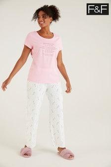 F&F Prosecco Pyjamas