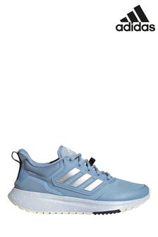 adidas Womens Blue EQ21 Winter Trainers