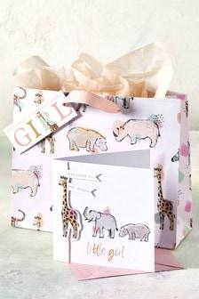Safari Bag and Card Bundle