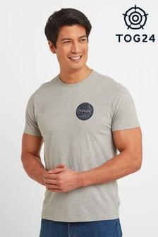 Tog 24 Grey Scenery Mens Graphic T-Shirt