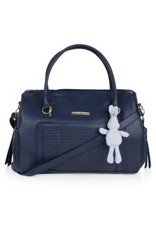 Navy Changing Bag