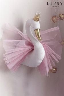 Lipsy Princess Swan Wall Hanging