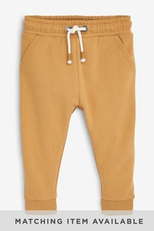Yellow Soft Touch Joggers (3mths-7yrs)