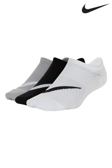 Nike Kids Multi Invisible Socks Three Pack
