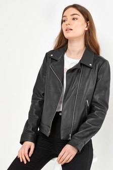 HUGO Lelari Biker Jacket