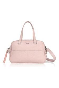 Baby Girls Pale Pink Changing Bag
