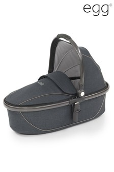 Carbon Grey Egg Carrycot By Babystyle
