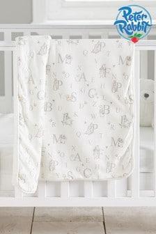 Peter Rabbit Jersey Fleece Blanket