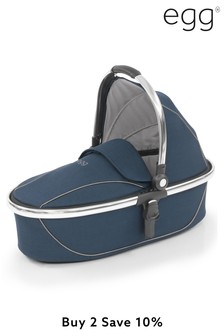 Deep Navy Egg Carrycot By Babystyle