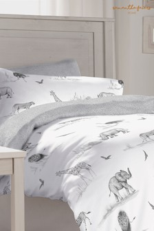 Sam Faiers Little Knightley's Zambezi Duvet Cover and Pillowcase Set