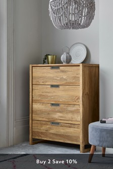 Ohara 4 Drawer Chest