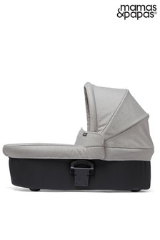 Grey Mamas & Papas Sola2 Carrycot