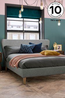 Wool Blend Grey Wilson Bed