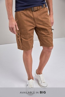 6b9d5bcc76b3 Buy Men s shorts Cargo Cargo Shorts from the Next UK online shop